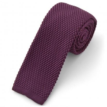 Cravatta di lana colorata
