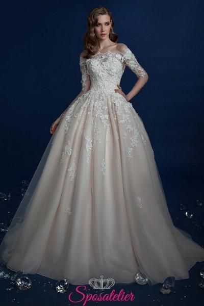 Ailea – abiti da sposa colorati a prezzi di fabbrica economici online