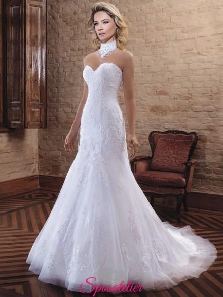 GIORGYNA – abiti da sposa stile sirena vendita online sartoria italiana collezione