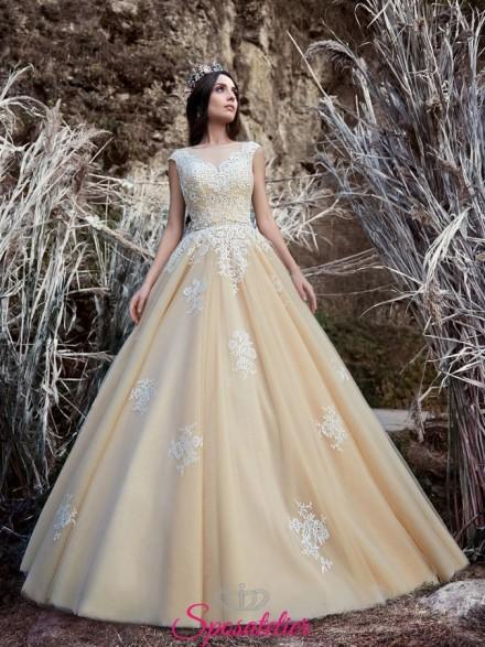Brida – vestiti da sposa colorati online economici nuova collezione