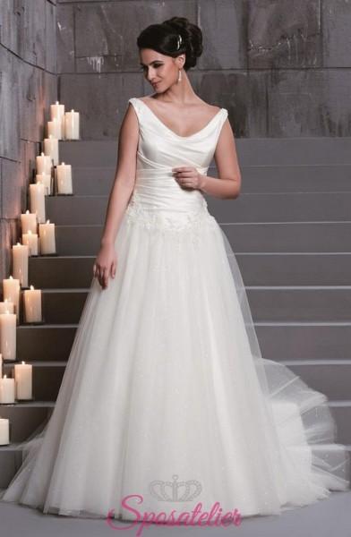 YUMA – abiti da sposa taglie extra large economici online sito Italiano