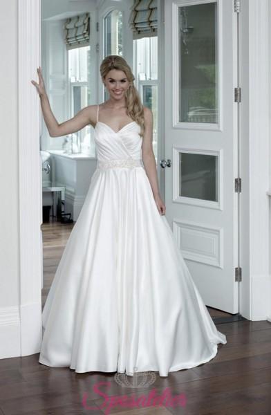 NEBBIA – abiti da sposa principesco per donne curvy economici online