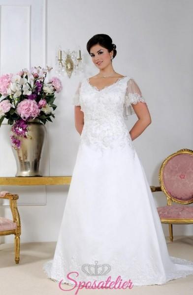 Lorye – abiti da sposa taglie grandi conformate economici online