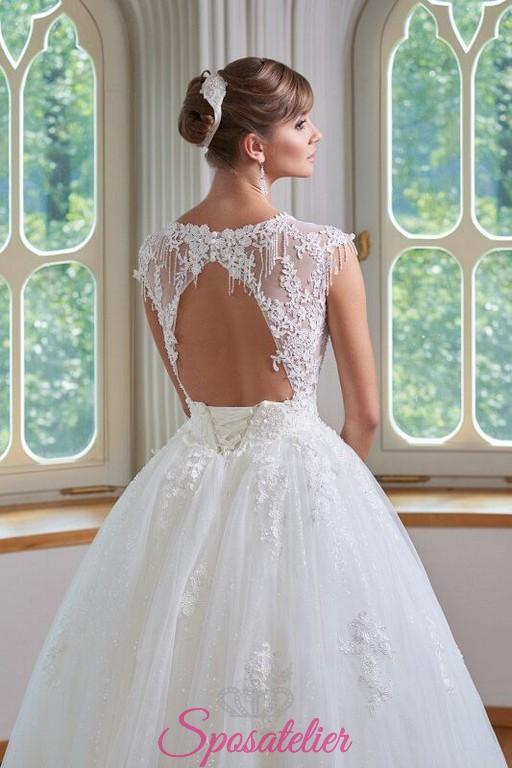 5858d022e7ff0 Vendita! abiti da sposa all ingrosso risparmio garantito tessuti di qualità vendita  online