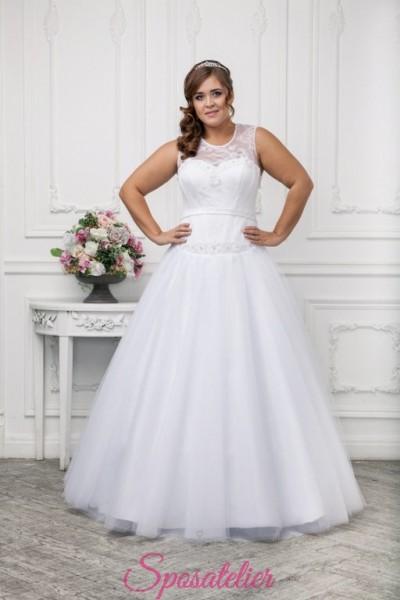 NINIVE – abiti da sposa per donne formose new collection