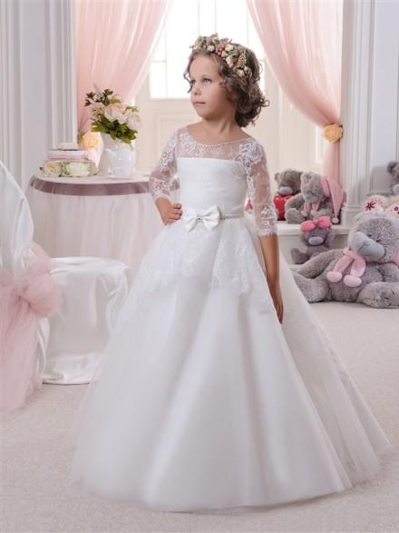 Sindy-realizzazione personalizzata di vestiti prima comunione bambina
