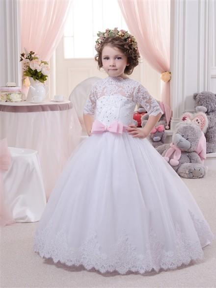 lorella-vestiti prima comunione bambina su misura  economici