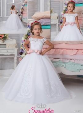 Elettra – abito prima comunione per bambina