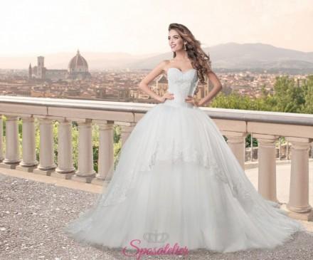 VERONYKA – abiti da sposa pomposo da principessa nuovi modelli 2021