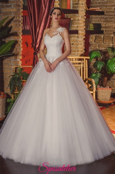 vestito sposa per matrimonio prezzo economico vendita online
