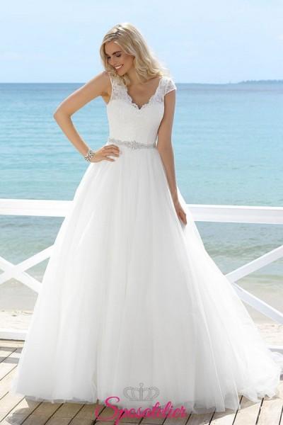 GAELLIA – abiti da sposa per matrimonio in estate