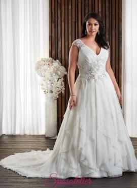 GALYA – abiti da sposa giovanili per taglie forti economici online