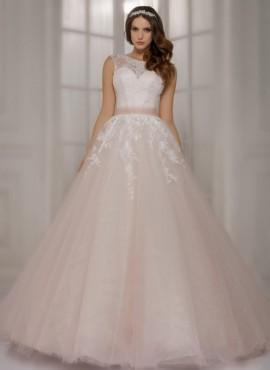 Vestito da Sposa Online Economico colorato romantico Nuova collezione 2017