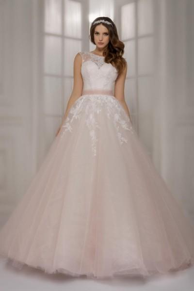 SINFONIA – Vestito da Sposa Online Economico colorato romantico Nuova collezione
