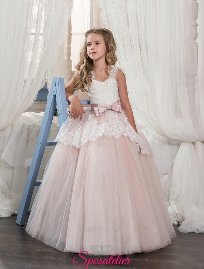 designer fashion e0fca 618bb abiti da comunione e cerimonia bambina economici online