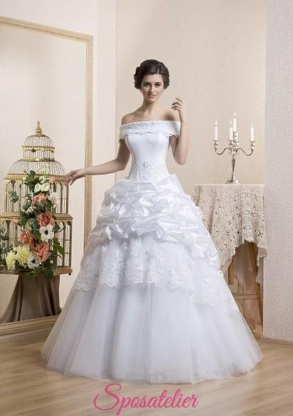 RIVA – abiti da sposa molto pomposi da principessa