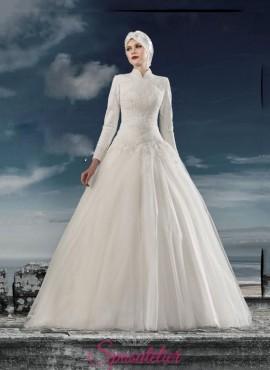 abiti da sposa per ragazze musulmane economici online