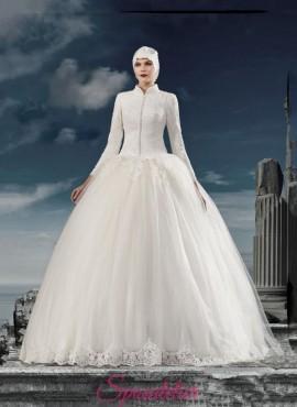 abiti da sposa arabi on line con il burqa religione musulmana