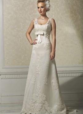 robe de marièe dentelle