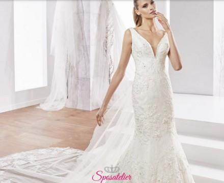 abiti da sposa 2018 vendita online prodotti in in Italia