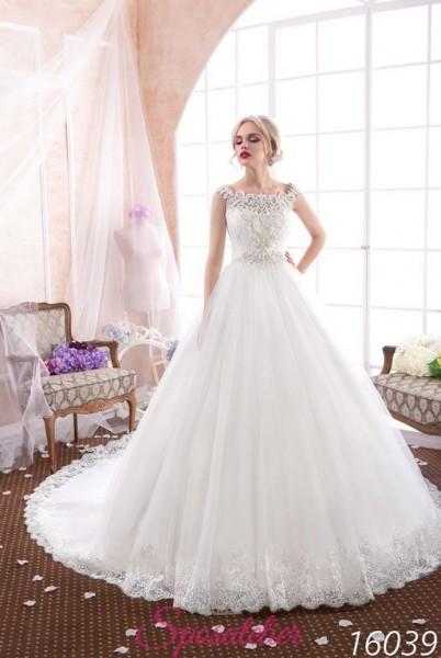 abito collezione sposa 2018 modello da principessa on line economici