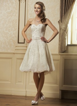 short wedding dress online