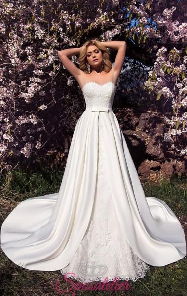 abiti da sposa ampi nuova collezione 2018 economici