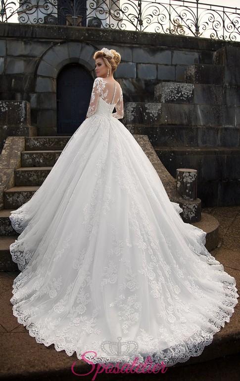 Vestiti Da Sposa 800.Abiti Da Sposa In Stile 800 Modello Principessa Sissi On Line