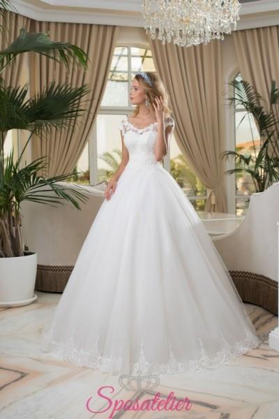 abiti da sposa su misura sartoriali collezione 2018 on line