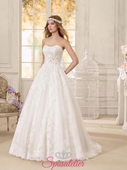 Abiti da sposa vintage per il Matrimonio Retrò in vendita online 2018