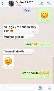 recensione spagnolo sposatelier