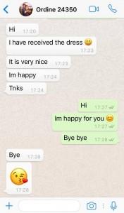 recensioni in inglese sposatelier