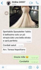recensioni siti italiani abiti da sposa