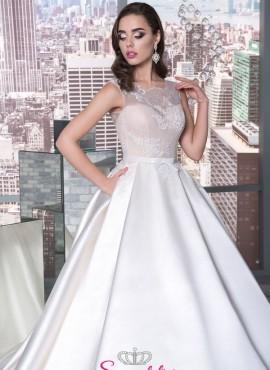 abiti da sposa 2018 per matrimonio in villa