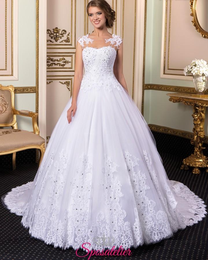 2ab341fb31ba abiti da sposa sartoriali prezzi economici online di altissima qualità