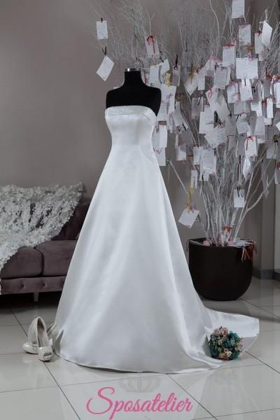 Milano-offerta abiti da sposa economici in vendita online
