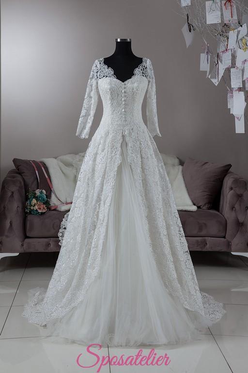 e9a1e9d499d2 Torino-offerta abiti da sposa economici in vendita onlineSposatelier
