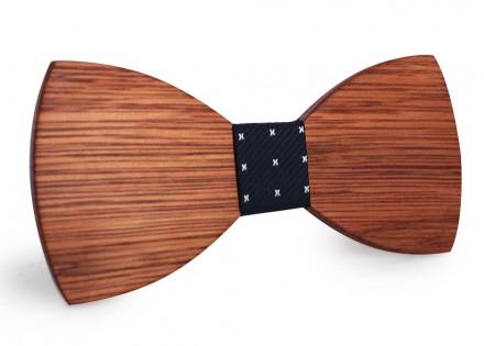 papillon di legno fashion