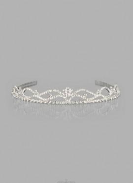 tiara sposa con strass vendita online collezione 2018
