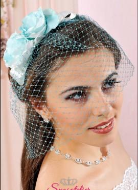 veletta sposa colorata elegante vendita online collezione 2018