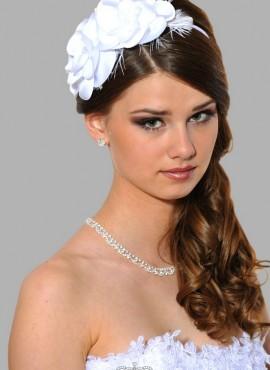 accessori capelli sposa online ricamato a mano con perle swarovski