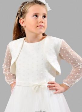 bolero comunione bambina elegante economico online