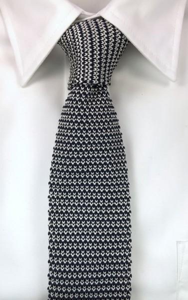 cravatta modello tricot