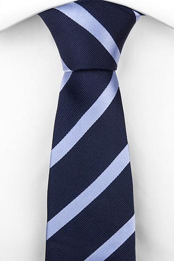 cravatta righe diagonali