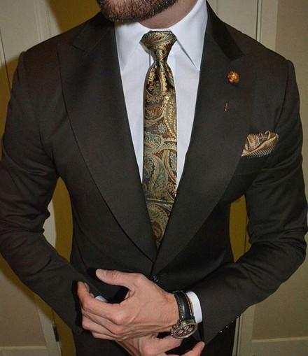 cravatta ghirigori