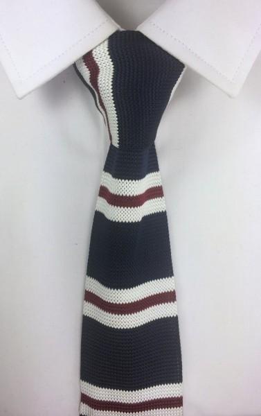 modelli cravatte a maglia tricot