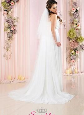 Veli da sposa lunghissimi  vendita online in tulle