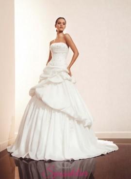vestito da sposa classico ampio principesco economici online