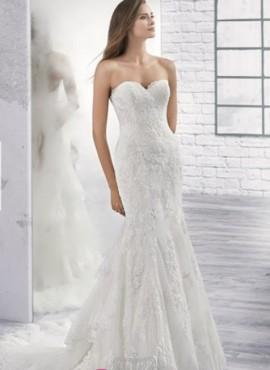 vestiti da sposa  in pizzo taglio sirena particolare  economici online