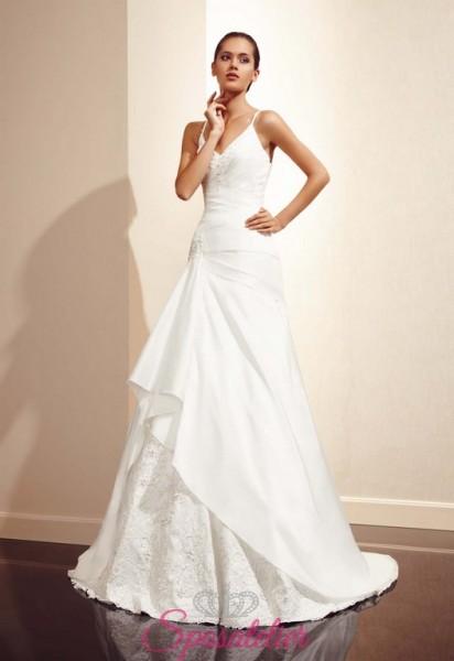 SIMMY- abiti da sposa drappeggiati economici online
